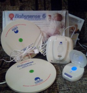 Монитор дыхания и звуков Babysense 6 с радионяней