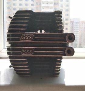Харлей-дэвитсон головки блока цилиндров