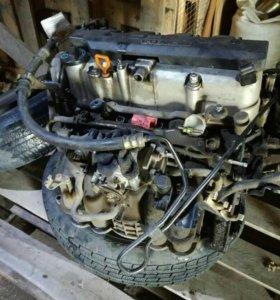 Двигатель D17A honda stream