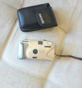 Фотоаппарат пленочный мыльница