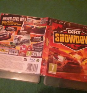 Dirt snowdown