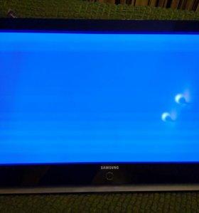 "SAMSUNG 50"" model ps-42Q7h plasma TV 2006"