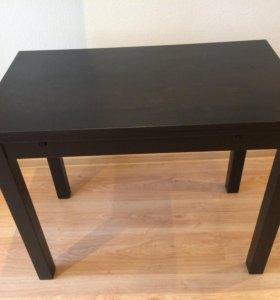 Срочно, стол ИКЕА раскладной для небольшой кухни