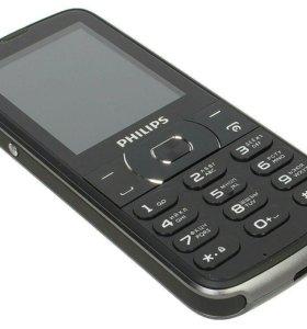 Телефон philips henium e 56