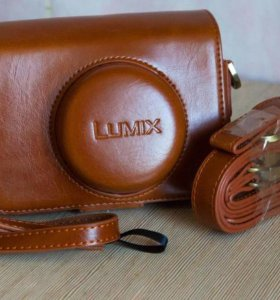 Футляр для фотоаппарата Panasonic Lumix (кожа)