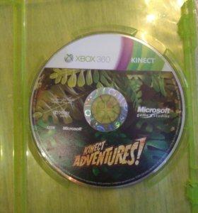 XBOX 360 Kinect Adventures.
