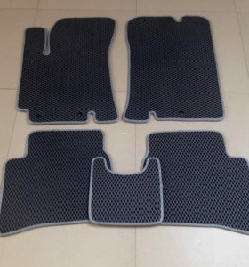 Эва коврики Fiat