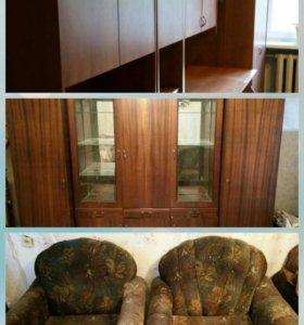 СРОЧНО мебель