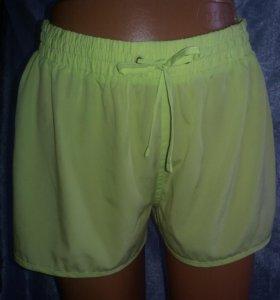 Женские пляжные шортики 42-44 размер