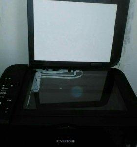 Принтер Canon 3в1