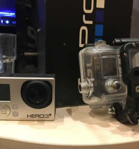 GoPro hero 3+ SE