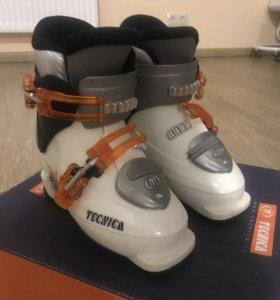 Лыжные ботинки Tecnika