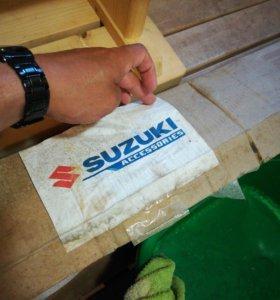 Молдинг двери suzuki sx4 комплект