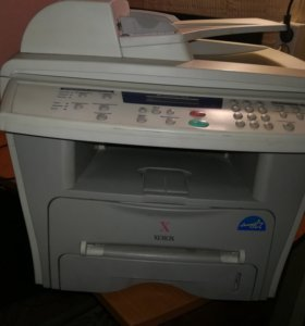 Принтер сканер копир факс Xerox