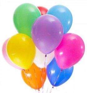 Набор воздушных шариков (8 штук в упаковке)
