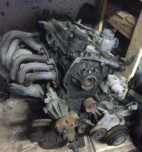 Двигатель 1G BEMZ на запчасти