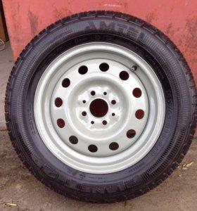 Запасное колесо R14