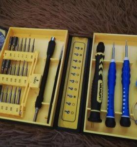 Набор инструментов для телефона