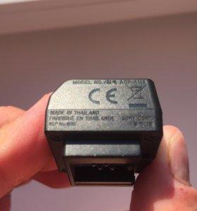 Sony ADP AMA hot shoe адаптер