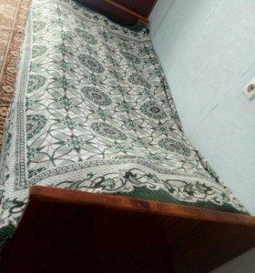 Кровати с матрасами 2 шт