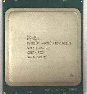 Процессор Intel Xeon E5-1650 v2
