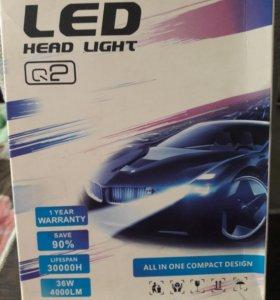 Новые Led Head Light