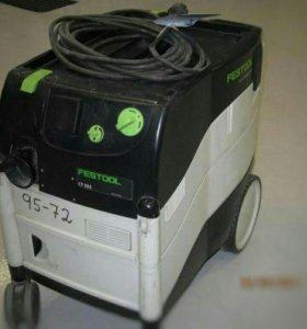 Профессиональный пылесос FESTOOL CT-33E.