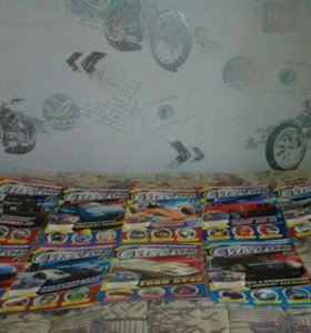 Журналы супер гонки