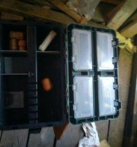 чемодан для зимний рыбалкибыстрым за 850