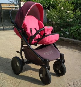 Детская коляска 3 в одном zippy tutis