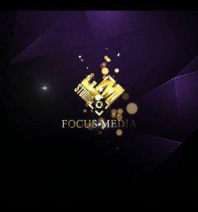 Видеосъемка, видеозаставки, дизайн
