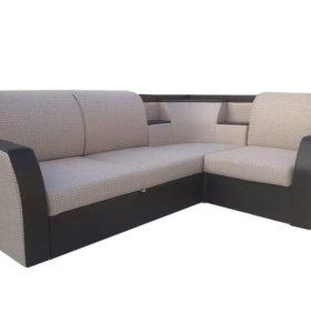 """Новый угловой диван """"Виктория """""""