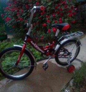 Детский велосипед.