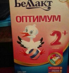 Беллакт оптимум 2 смесь молочная сухая