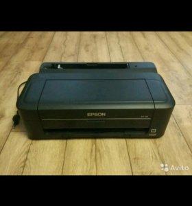 Принтер струйный EPSON XP-33