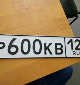 красивые автомобильные номера