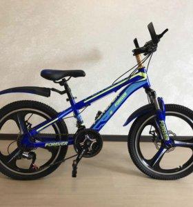 Велосипед новый скоростной 20 дюймов