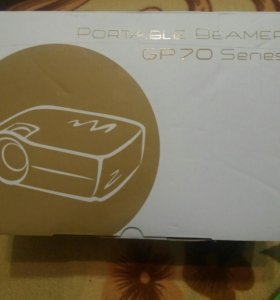 Проектор byintek gp70 series