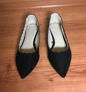 Туфли балетки Reserved р36