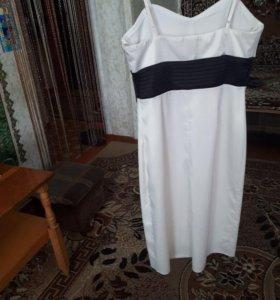 платье на выпускной.