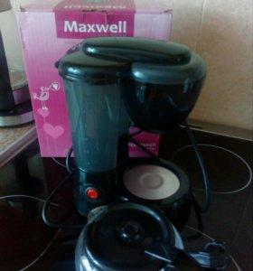 "Кофеварка ""Maxwell"""