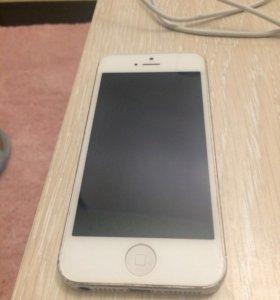 iPhone 5 16 gb торг