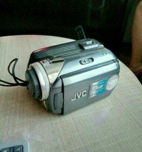 Видеокамера JVC everio 30gb