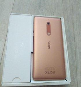Nokia 5, почти не б/у