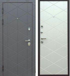 Дверь входная геометрия