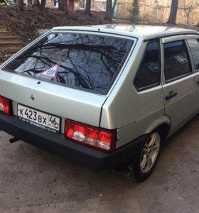 ВАЗ (Lada) 2109, 2001