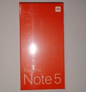 Xiaomi Redmi 5 Note 4/64 gold global новый
