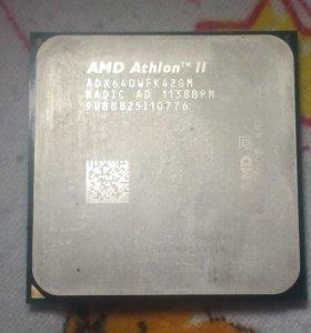 Процессор AMD Athlon 2 x4 640