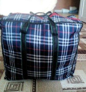 Вещи полная сумка