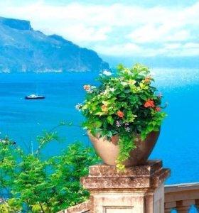 Фартук для кухни Средиземноморье